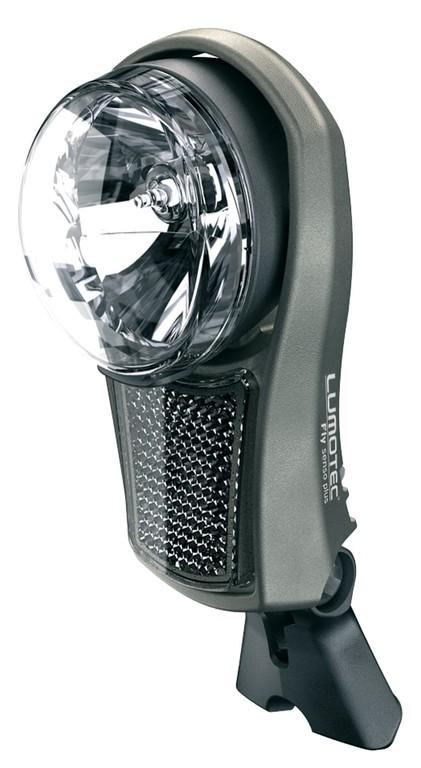 b+m LED-Luz delantera Lumotec IQ fly Premium