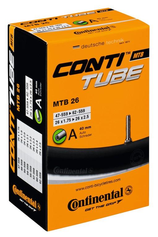 Cámara Conti MTB 26
