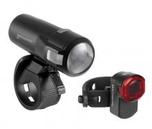 AXA Set de luces LED a batería Compactline 20